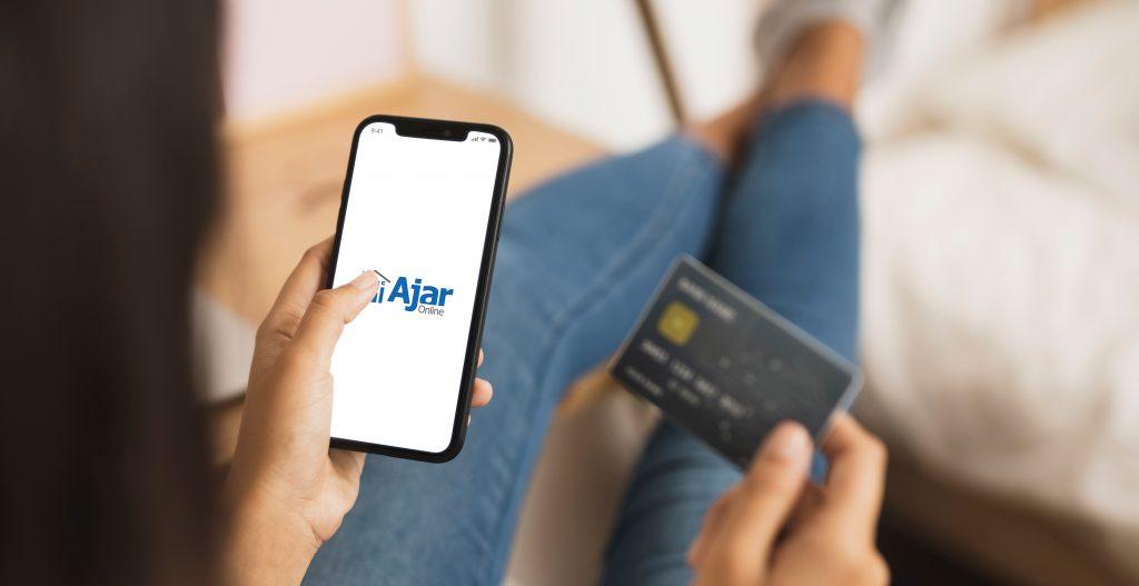 Ajar Credit Card Payments